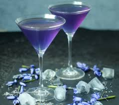 martini lavender lavender vodka cocktail gf jules happyhealthylife