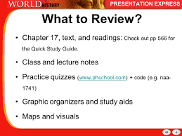 quick study guides from enlightenment to revolution ppt video online download