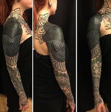 the 25 best tribal sleeve tattoos ideas on pinterest arm