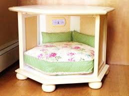 end table dog bed diy bedside table dog bed 14 adorable diy dog bed cheap pet beds