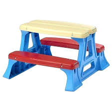 fisher price childrens picnic table plastic picnic table for fisher price adjustable picnic
