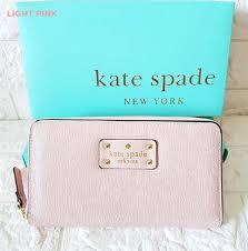 kate spade light pink wallet 76 off kate spade bright zinnia zip wallet promo lbms