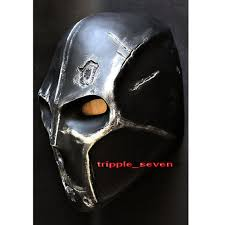 Black Mask Halloween Costume Army Mask Paintball Airsoft Mask Halloween Mask