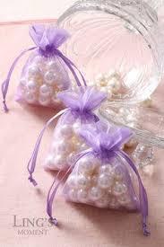 organza favor bags coral organza favor bags 3x4 4x6 5x7 inch wedding by lingswedding