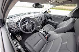 Optima Kia Interior Kia Optima Plug In Hybrid For Global Markets Driving Plugin