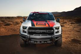 Ford Raptor Mud Truck - 2017 f 150 ford raptor race truck hits the sand