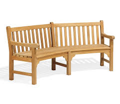 Garden Bench Hardwood Outdoor Curved Bench Wayfair