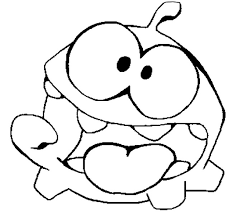 Coloring Pages Cut The Rope Drawing Cut Coloring Pages