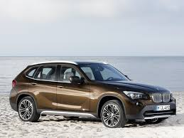 e84 bmw x1 this brown color was actually one of the introduction