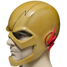 amazon com xcoser men u0027s the flash mask pvc red for