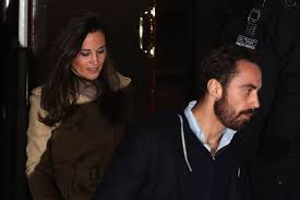 pippa middleton and brother james visit pregnant kate in hospital