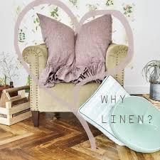 benefits of linen bedding
