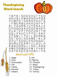 thanksgiving word finds printable luxury 6 thanksgiving word