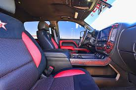 chevy vega interior grande rojo living the dream with k u0026d u0027s custom u0027s u002716 chevrolet 2500hd