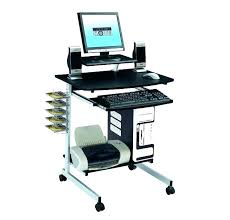 Small Laptop And Printer Desk Laptop And Printer Desk Computer Desk Laptop Workstation Table