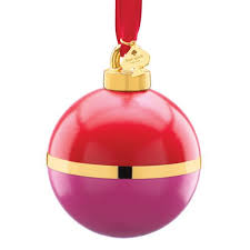 kate spade new york be merry be bright christmas ornament
