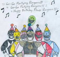 power rangers favourites by kaybugg1 on deviantart