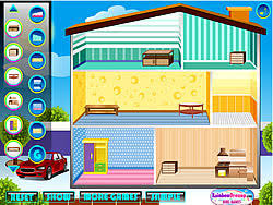 Dolls House Decorating Games Play Doll House Game Online Y8 Com