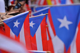 Puertorican Flag Massart Welcomes Puerto Rican Art Student To Campus For Spring