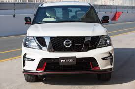 suv nissan new performance suv nissan patrol nismo 3 muscle cars zone