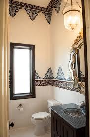 Modern Moroccan Modern Moroccan Bathroom