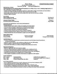 Extracurricular Resume Template Mba Pursuing Resume Format Resume For Your Job Application