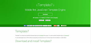 top 10 templating engines for javascript 2017 colorlib