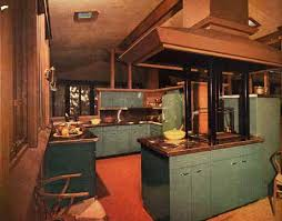 Antique Metal Cabinets For The Kitchen by Retro Kitchen Decor 1950s Kitchens