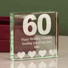 60 birthday gifts engraved 60th birthday gifts the gift experience