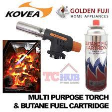 butane torch won t light qoo10 butane torch home electronics