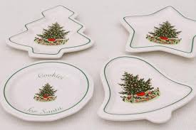 pfaltzgraff heritage dishes cookies for santa