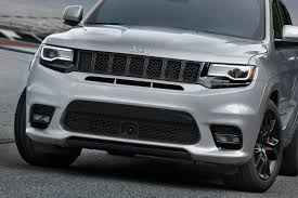 jeep grand cherokee 2017 grey 2017 jeep grand cherokee srt u2013 full test