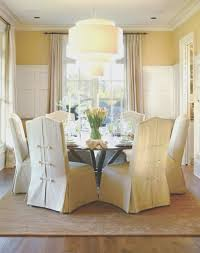 dining room cool dining room chair slipcovers with arms home