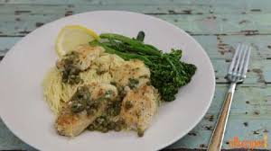 Chicken Piccata Cooking Light Lemon Chicken Piccata Recipe Allrecipes Com