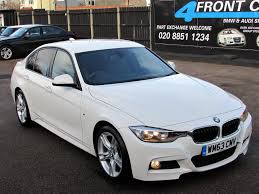 bmw 3 series 1 8 diesel used 2014 bmw 3 series 320d m sport automatic 4dr saloon 2 0