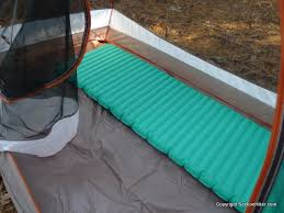 all season therm a rest neoair sleeping pad section hikers