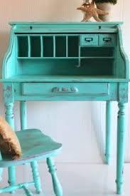 what color should i paint my antique secretary desk google