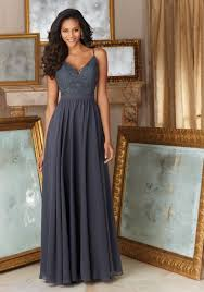 dresses for bridesmaids beaded lace and chiffon bridesmaid dress style 146 morilee
