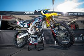 motocross push bike factory suzuki the machines transworld motocross