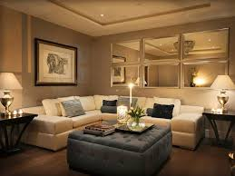 mirror in living room home living room ideas