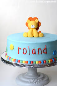 circus cake toppers i heart baking circus carnival cake with handmade fondant lion