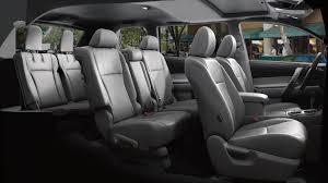 toyota sequoia seating capacity toyota highlander seating capacity miller toyota reviews