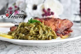 cuisiner haricots beurre haricots verts sautés à l ail et persil amour de cuisine