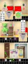 room escape games with walkthroughs part 28 crepy room escape