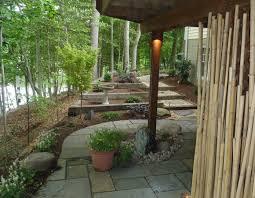 zen spaces creating a zen garden in a small lakeside space homestead