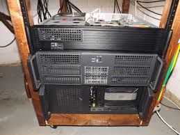 diy build your own server rack cheap and easy home blog d i y