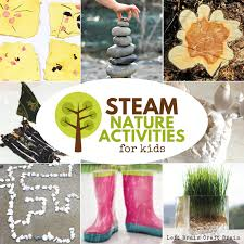 nature activities images Awesome steam nature activities for kids left brain craft brain jpg