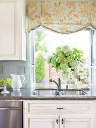 tiny cute kitchen window treatment ideas with meta wire u2013 home