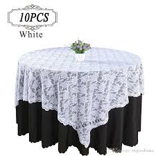 cheap lace overlays tables 72x72 lace table overlay lace table cover cloth of weddings lace