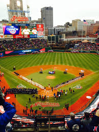 indians announce 2015 regular season schedule home opener april
